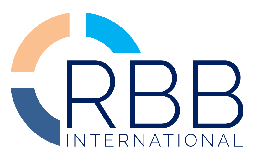 RBB International logo